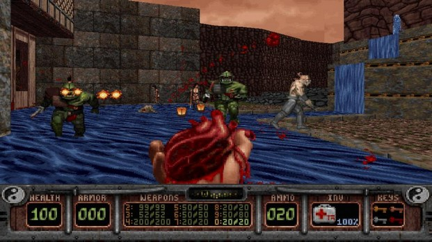 Shadow Warrior DOS