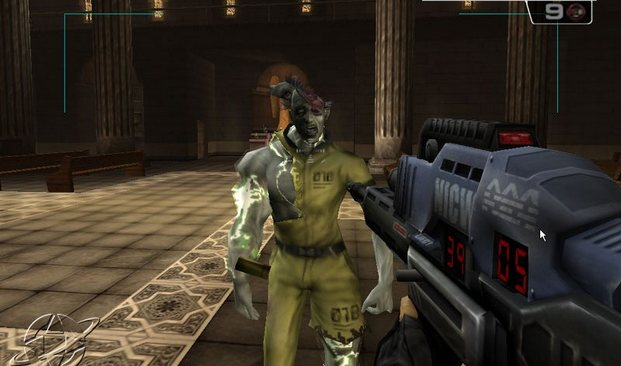 RedFaction 2 Zombie