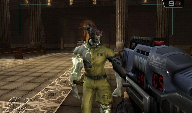 RedFaction 2 Zombie